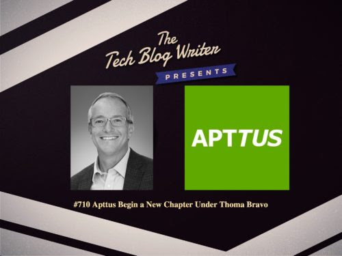 David Murphy On The New Chapter For Apttus Under Thoma Bravo