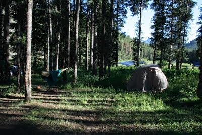 Big Creek Campsite