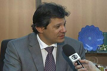 Testes do Enem foram reproduzidos por professores, diz Haddad
