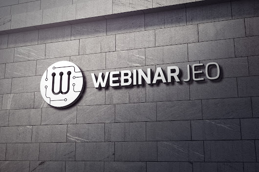 How to put online a webinar in 30 minutes? (Webinar Jeo product review)