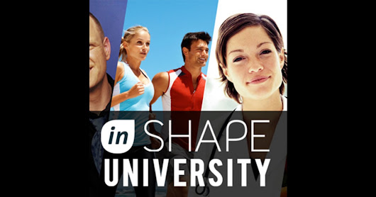 In Shape University with Dr Asa by Dr Asa Network on iTunes