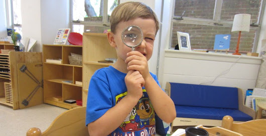 Montessori Pre-K is First Step to Success