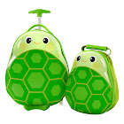Heys Travel Tots Kids Luggage and Backpack Set - Turtle