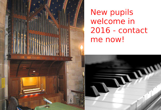 Welcoming all 2016's new pupils! - Alan John Phillips, musician