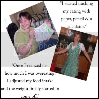 Valerie Bradley Before & After With Quote