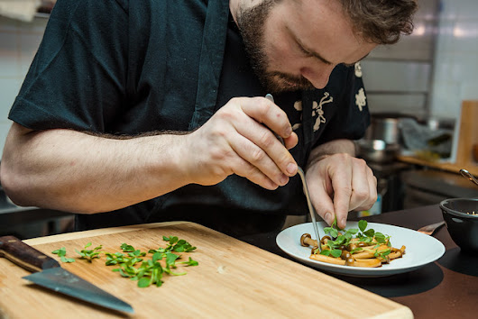 Sakura: Adam Rawson Japanese Pop-Up at Borough Wines & Beers