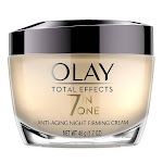 Olay Total Effects 7 In One Anti-Aging Night Firming Cream, 1.7 Oz