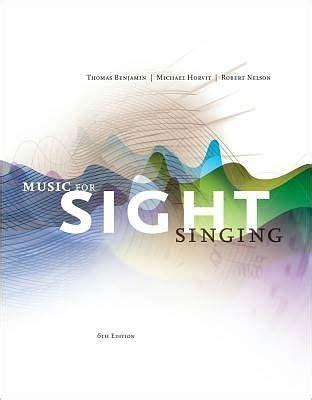 Berkowitz Sight Singing 5Th Edition