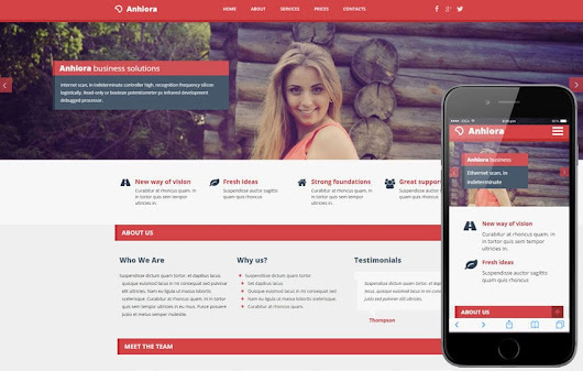 Anhiora a Corporate Multipurpose Flat Bootstrap Responsive Web Template by w3layouts
