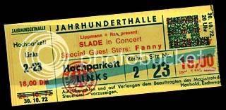 Slade,Germany,1972,Frankfurt,Klaus Hiltscher