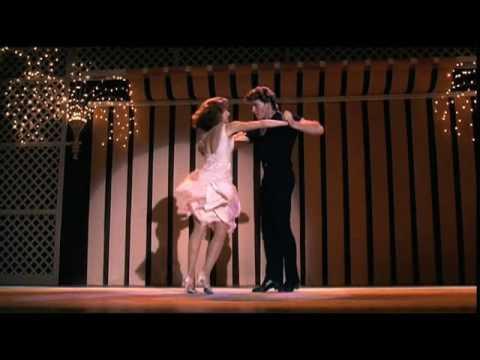Dirty Dancing ;150 millones de personas vieron el baile final de esta película