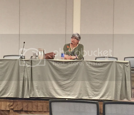 PHXCC 2015: Ann Leckie Spotlight Panel