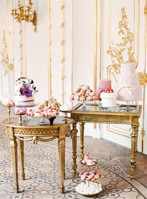 Elegant wedding inspiration   Vintage wedding   100 Layer Cake