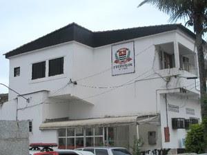 Caso foi registrado no 3º DP de São Vicente, SP (Foto: Rodrigo Martins/ G1)
