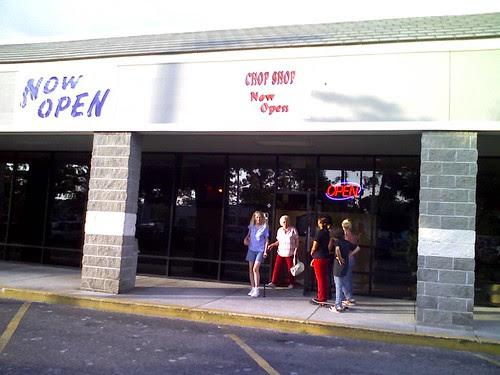Chop Shop Restaurant