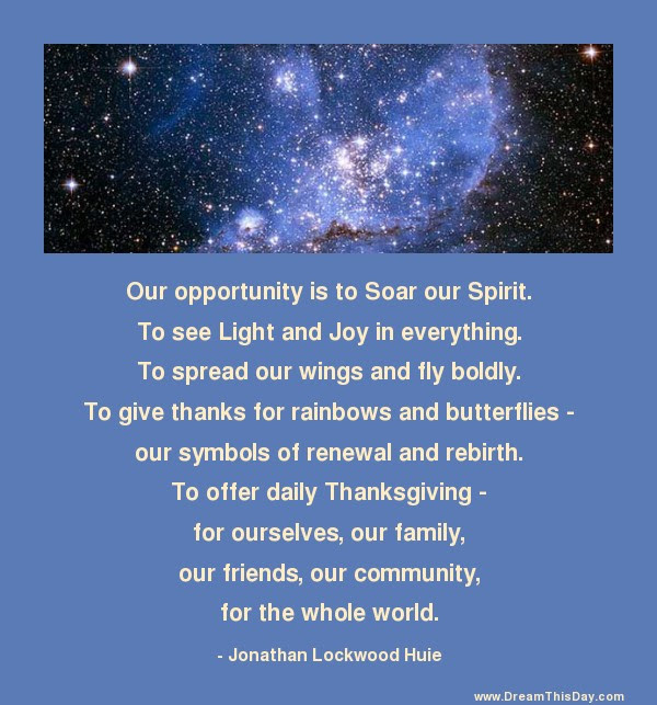 Daily Inspiration Daily Quotes Seeing Light And Joy In Everything