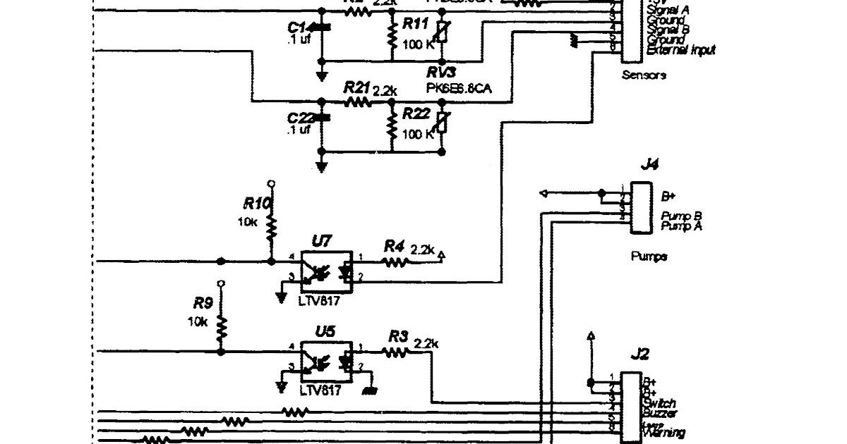 Bmw E39 Tail Light Wiring Diagram