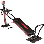 Total Gym 1900 Home Leg Exercise Machine and DVDs