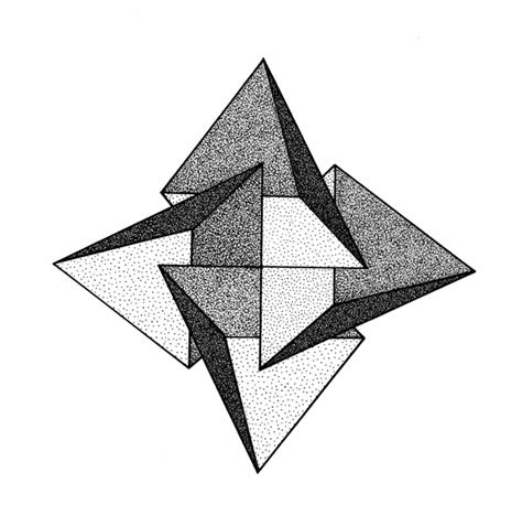 dotwork geometric  behance geometric tattoos