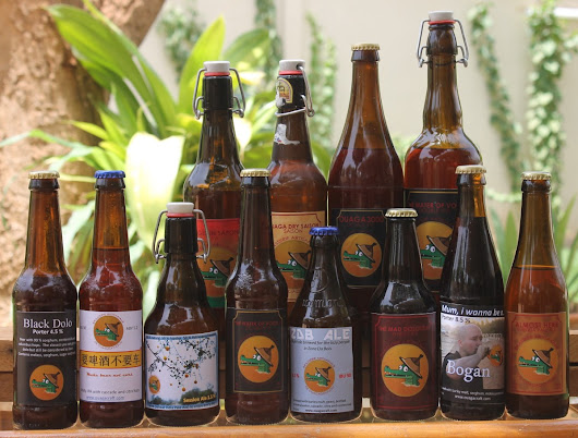 Beer guide to Burkina Faso