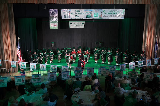 St. Patrick's Parade festivities continue at Scranton Cultural Center party on March 11 | NEPA Scene