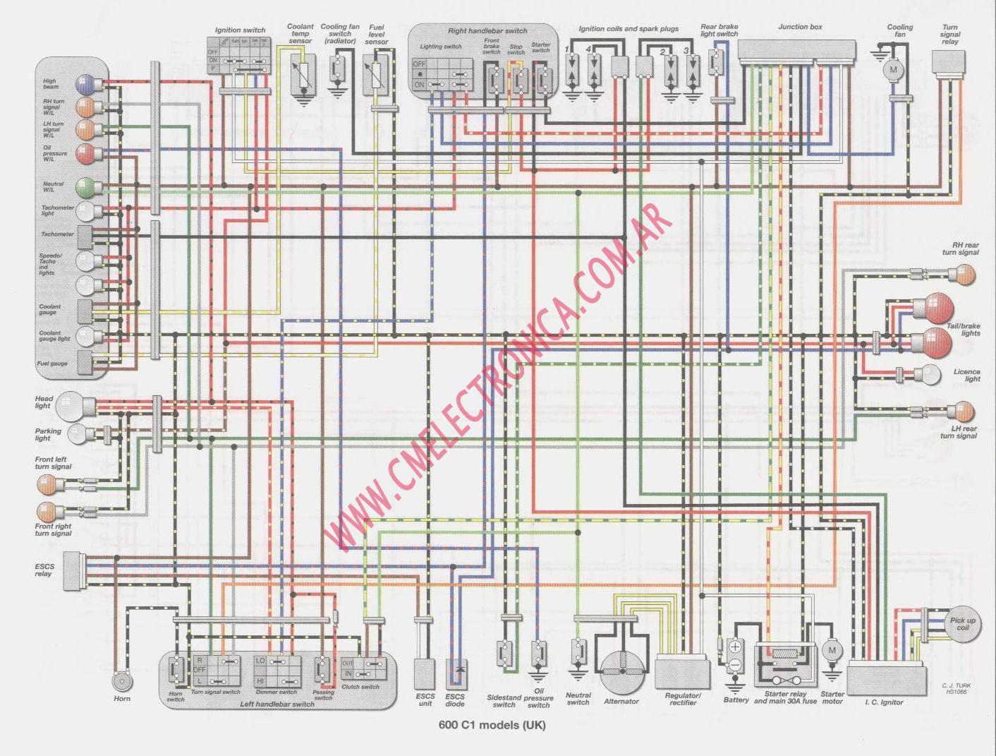 Ford Cargo 0813 Wiring Diagram