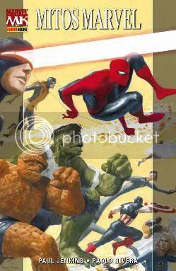 Agosto na Marvel