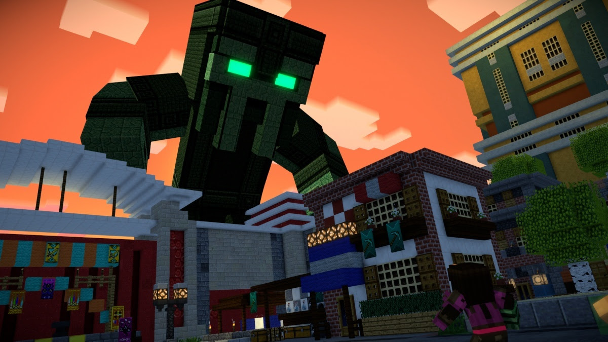 Minecraft Story Mode Season Two Apk Download - Kebaya Solo l