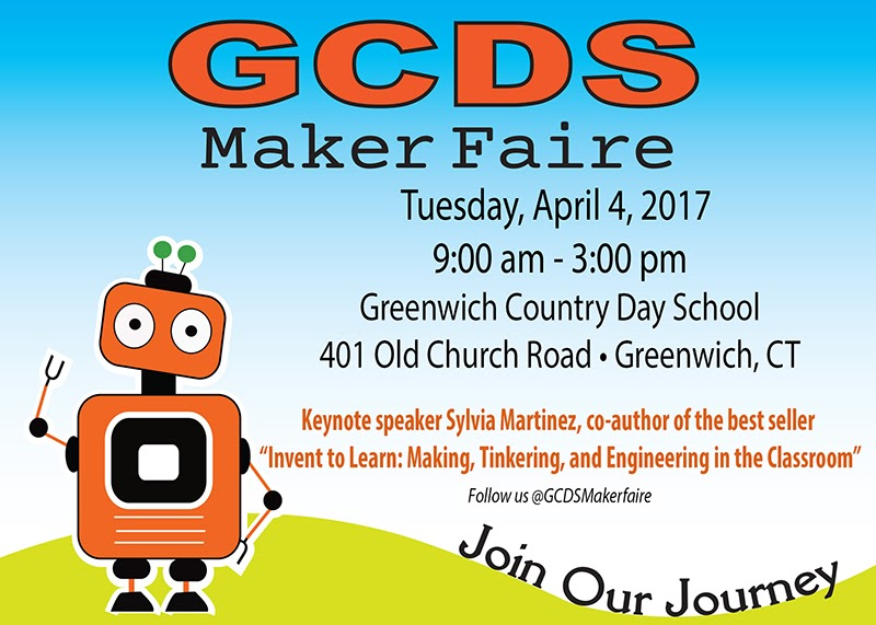 GCDS Maker Faire - Invent To Learn