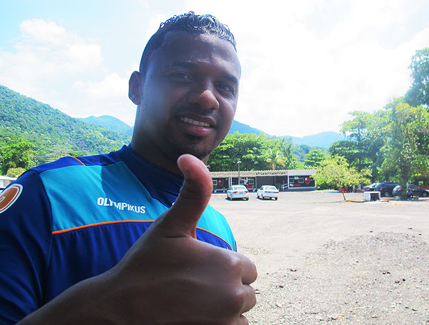 Felipe Flamengo (Foto: Janir Junior / Globoesporte.com)
