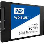WD - Blue 1TB Internal SATA Solid State Drive