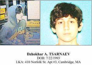 Boston bomb suspects are brothers of Chechen origin, 1 killed
