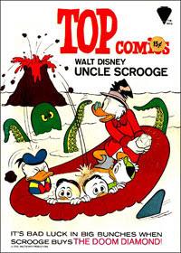 Top Comics: Uncle Scrooge #1