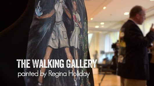 The Walking Gallery Film Project