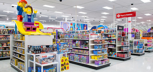 Target clears 250K square feet of space for toy experiences