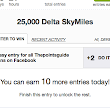 ThePointsGuide 25,000 Delta SkyMiles Holiday Giveaway! | The Points Guide
