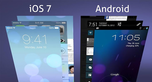 5 reasons why Android fans think iOS7 is a complete rip off