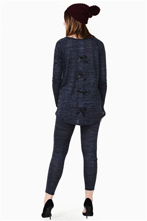 violet matching top  pant loungewear iclothing