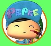 Pepee Ve çiçeği Boyama Oyunu Oyna Pepe Oyunları