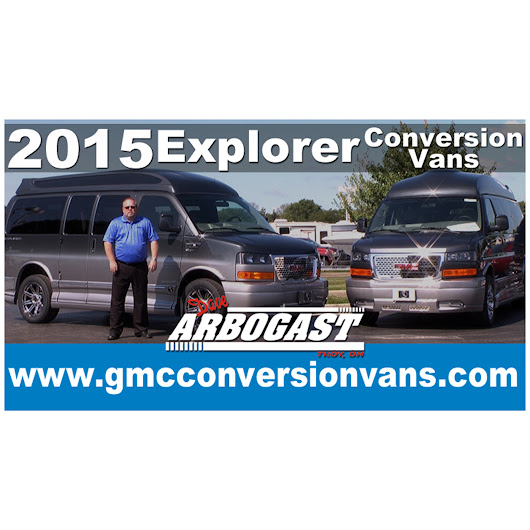 2015 Explorer Conversion Vans at Dave Arbogast