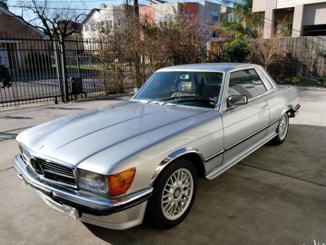 1980 Mercedes 500 SLC - Classic Mercedes-Benz Other 1980 ...