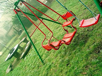 Schools Ban Swings Because Everything Is Dangerous