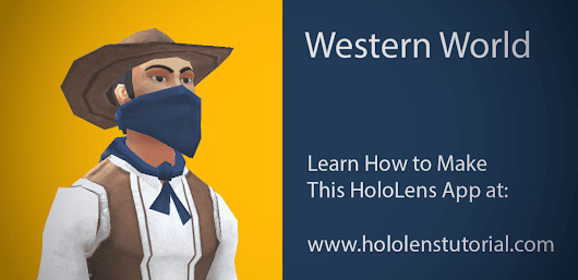 Western Town App Published to Windows Store