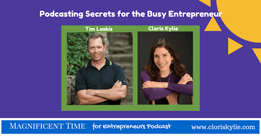 [Video] Podcasting secrets for the busy entrepreneur