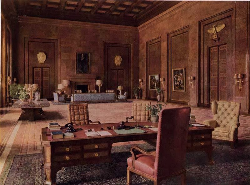 hitlers                                                            office
