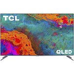 TCL 55 Inch 5 Series 4K Roku Smart QLED TV (55S535)