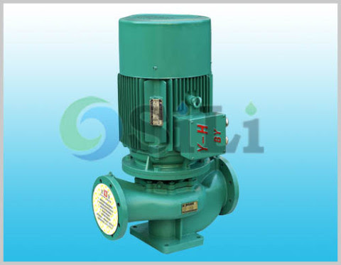 CISG Pump, vertical centrifugal marine pump china