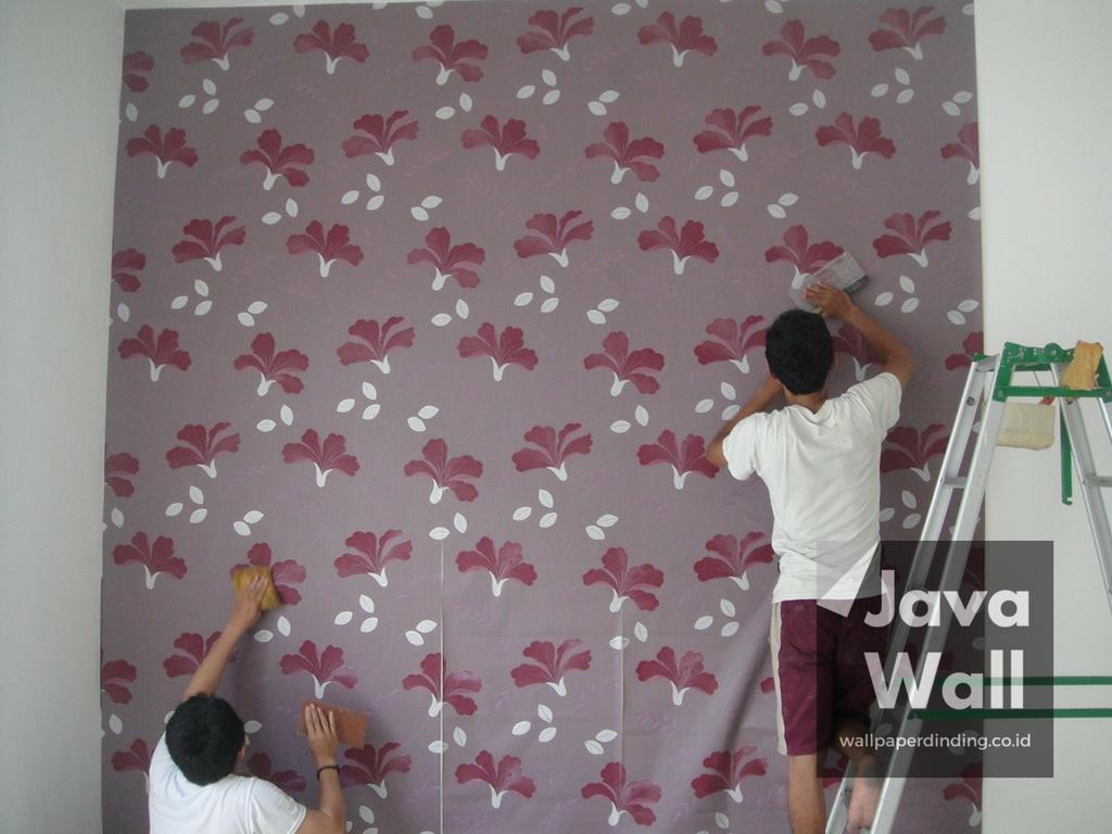 107 cara pemasangan wallpaper dinding rumah wallpaper - Cara pasang wallpaper ...