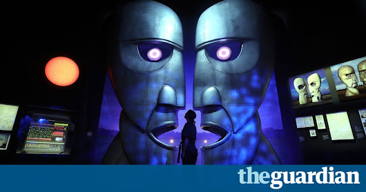 The Pink Floyd Exhibition: Their Mortal Remains review – look, a flying pig! | Music | The Guardian