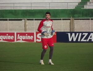 Andrey, goleiro do América-RN (Foto: Ferreira Neto)